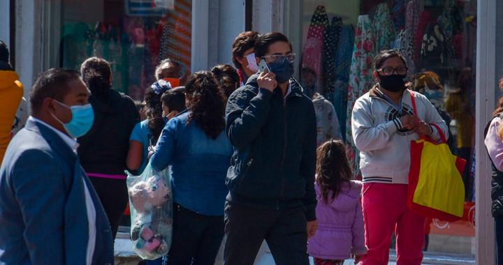 Puebla suma 39 contagios y dos decesos por Covid-19