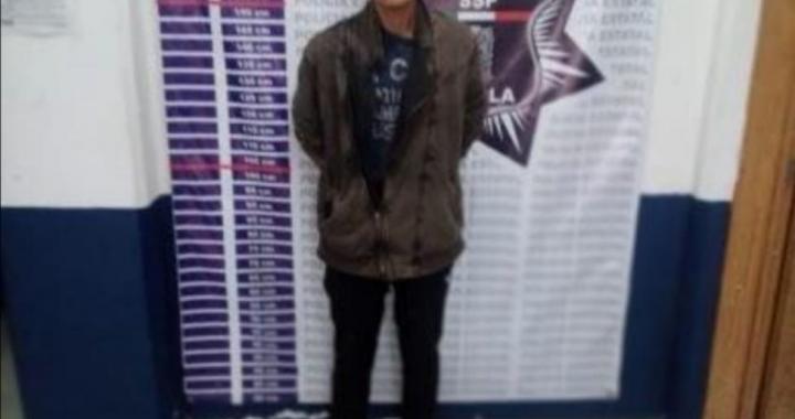 Cae presunto narcovendedor en Tetela de Ocampo