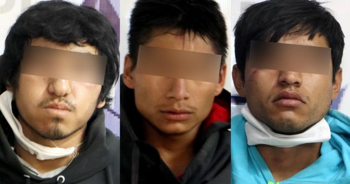 """Detienen a presuntos integrantes de la banda de """"Los Guzmán"""""""