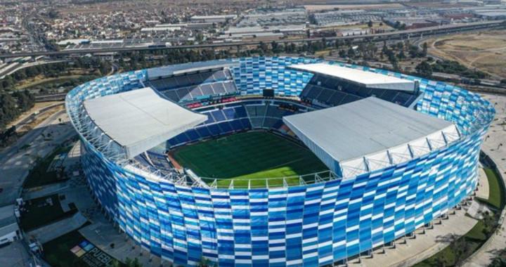 Permitirán aforo del 50% en el Estadio Cuauhtémoc