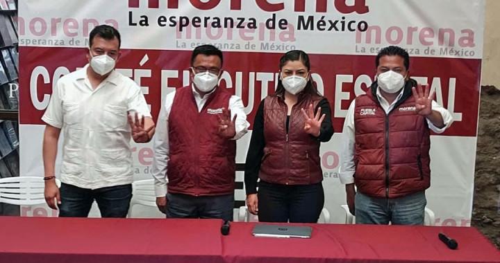 Ciudadanos votarán por candidatos de Morena: Edgar Garmendia