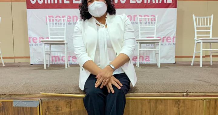 Karina Pérez Popoca será la candidata de Morena a la alcaldía de San Andrés Cholula
