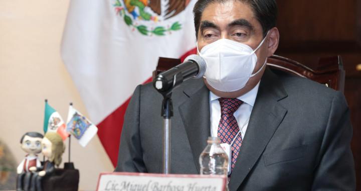 Barbosa pide respetar medidas sanitarias durante la marcha del 1 de mayo