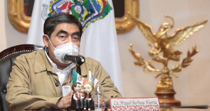 Barbosa ofrece protección a presunta víctima de Saúl Huerta