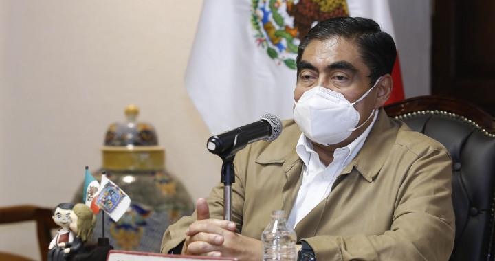 Garantizada en Puebla la protección a los infantes: Barbosa