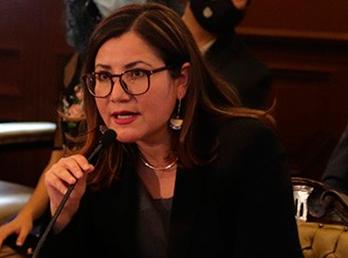 Magaly Herrera renuncia a la Coordinación General de Comunicación Social del Ayuntamiento