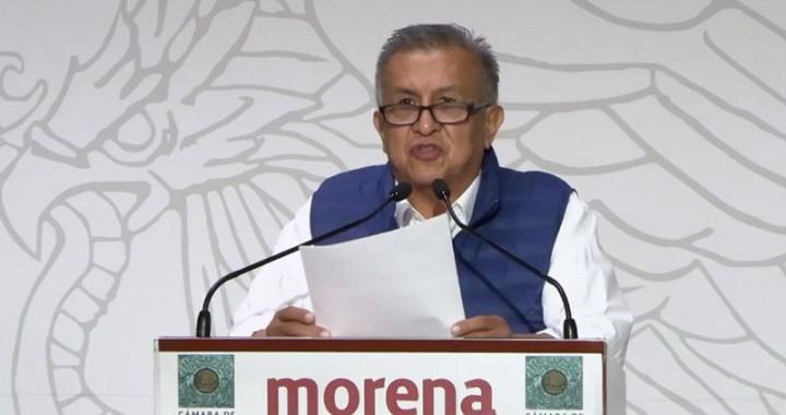 Saúl Huerta renuncia a la candidatura como diputado federal, tras escándalo de agresión sexual