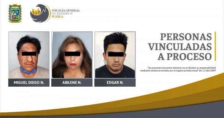 Rescatan a dos víctimas de secuestro en Cuautlancingo