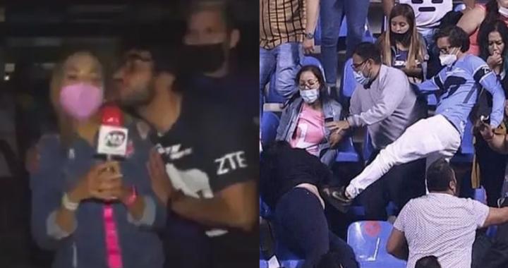 Barbosa reprueba violencia durante el partido del Club Puebla vs Pumas
