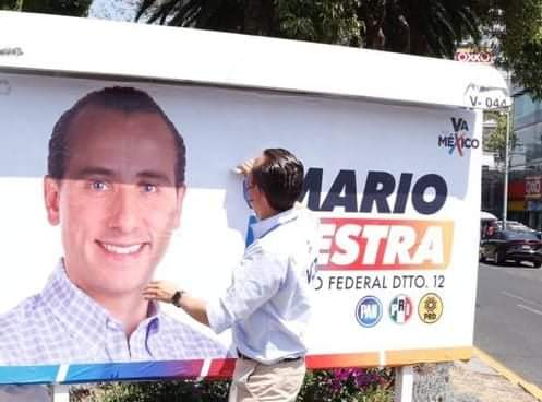 PAN denunciará vandalismo tras retiro de propaganda