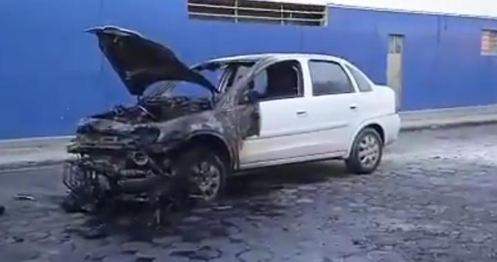 Conductor en estado de ebriedad atropella a motociclista en la 9 Oriente y 4 Sur