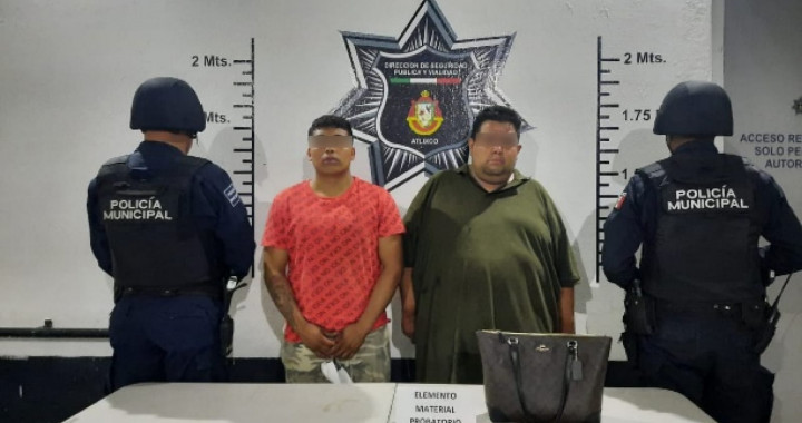 Policía Estatal recupera camioneta robada