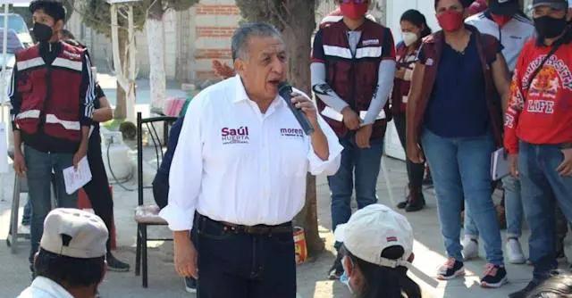 Escándalos políticos; diputado morenista acusado de violación y candidato de Zacatecas por abuso sexual
