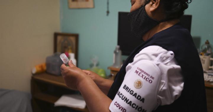 Finaliza registro para recibir vacuna contra Covid-19 a través de unidades móviles