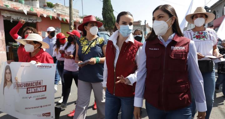 Saúl Huerta debe enfrentar a la justicia: Nancy de la Sierra