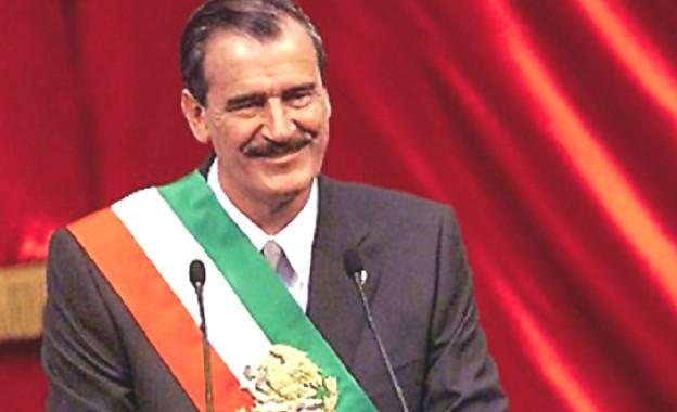Vicente Fox ofende a los poblanos desde Twitter