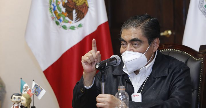 No hay riesgo en el segundo piso de la autopista México-Puebla: Gobierno del Estado