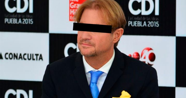 Fiscalía de CDMX obtiene segunda orden de aprehensión contra Andrés Roemer