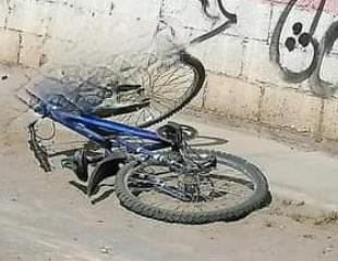 Mujer muere arrollada por un camión de volteo en Amozoc