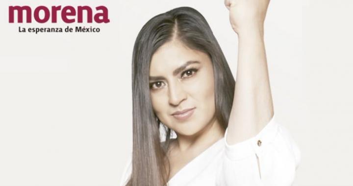 """Claudia Rivera inicia campaña con el eslogan """"La transformación continúa"""""""