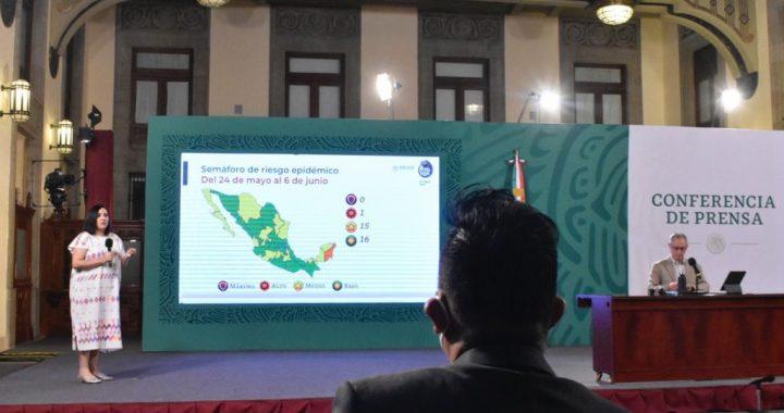 Puebla permanecerá en semáforo amarillo