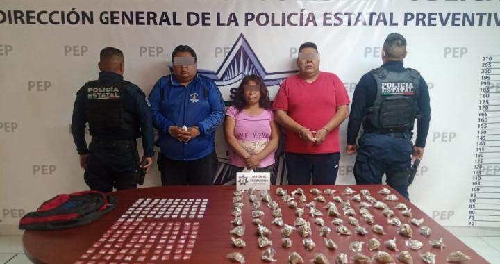 """Caen tres presuntos integrantes de """"Los Cuerudos"""""""