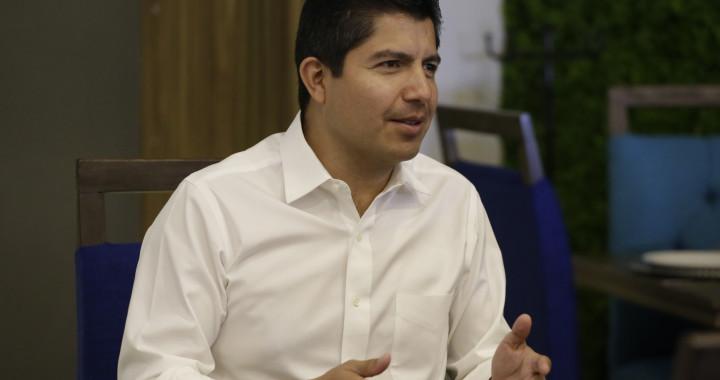 Mi familia y yo dimos positivo a Covid: Eduardo Rivera