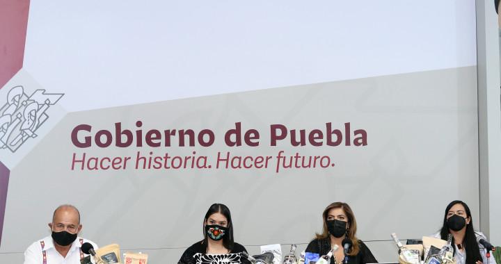 """Presenta Gobierno del Estado la semana de Puebla en """"Casa México"""" en España"""