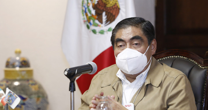 Pide Barbosa Huerta a la sociedad no confiarse ante el control del Covid-19