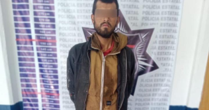 Presunto ladrón de vehículos es detenido en Chignahuapan