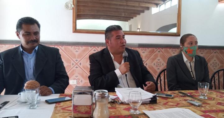 Piden al TEPJF resolver la denuncia contra Karina Pérez Popoca