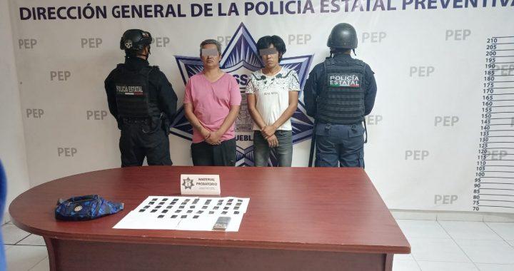 """Detienen a dos narcovendedores más de """"La Tita"""""""