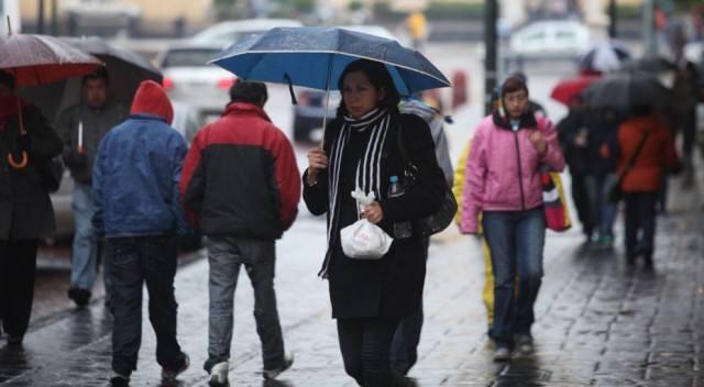 Este domingo se esperan lluvias puntuales en Puebla