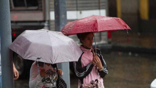 Este domingo se prevén lluvias muy fuertes en Puebla