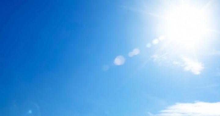 Se espera un viernes caluroso en Puebla