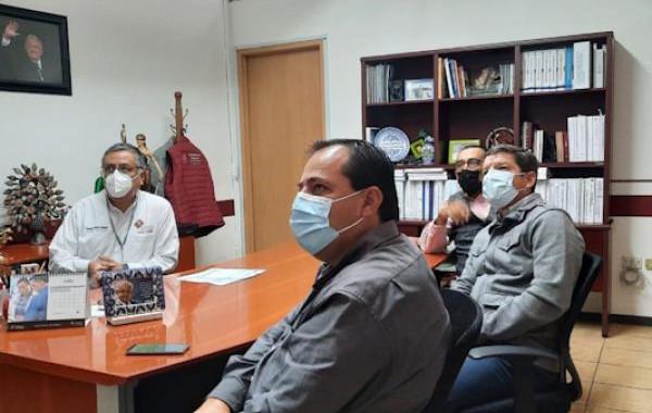 Visualizan Secretaría de Trabajo y Canacintra capacitaciones para el sector laboral