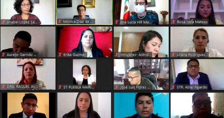 Suma Puebla sinergias a favor de las mujeres