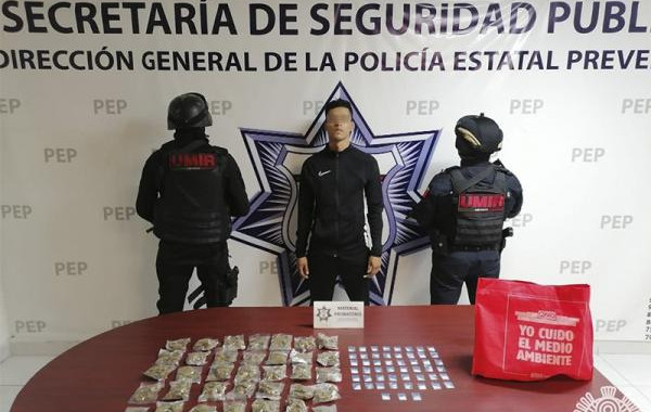 "Capturan a presunto operador de ""El Moi"""