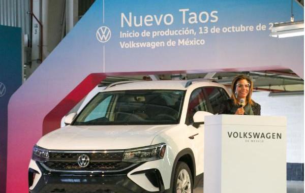 Se convierte Puebla en segunda exportadora de vehículos ligeros en el país
