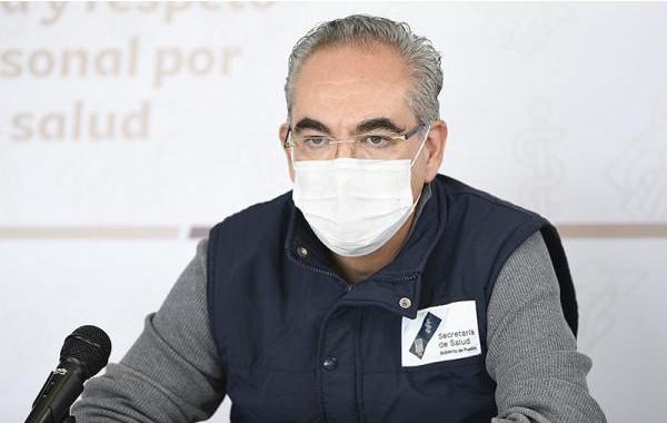 Reporta Puebla una ligera alza de contagios Covid-19: Salud
