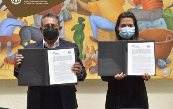 Signa ICATEP convenio de colaboración con Tecnológico Superior de San Martín Texmelucan