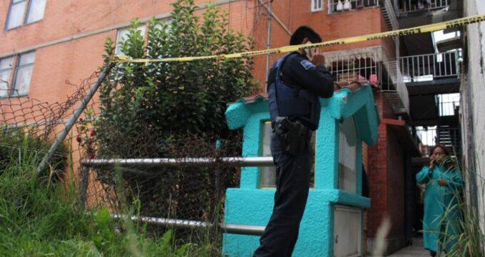 Se suicida hombre tras dispararle a su esposa en Infonavit San Aparicio
