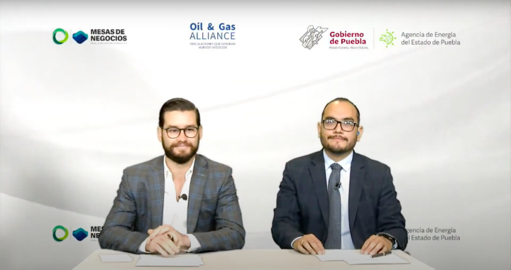 """Participan empresas poblanas en """"Mesas de Negocios"""" con desarrolladoras del sector energético"""