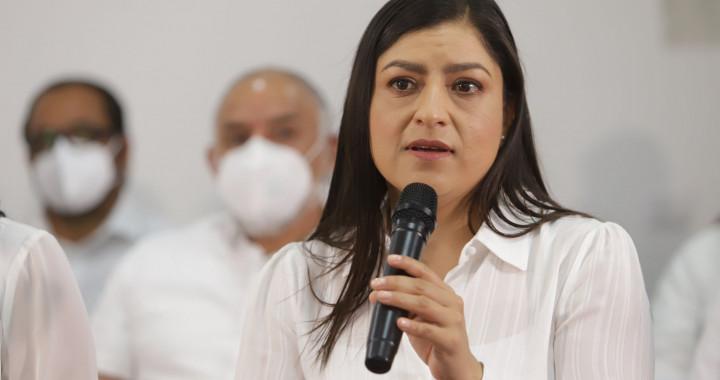 Claudia Rivera, la alcaldesa más atacada de la historia en Puebla