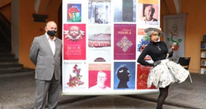 Lanza Secretaría de Cultura 50 obras de poblanos