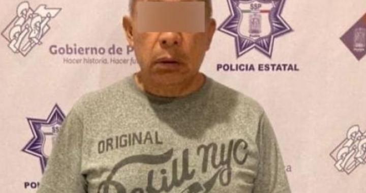 Capturan a presunto líder de homicidios y robo en Villa Universidad II