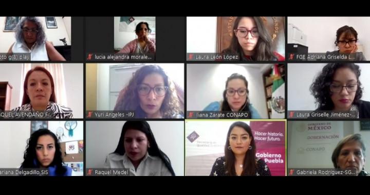 Fortalece Igualdad Sustantiva campaña de la prevención del embarazo