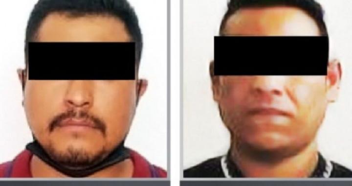 Detienen a dos hombres por triple homicidio en Yehualtepec