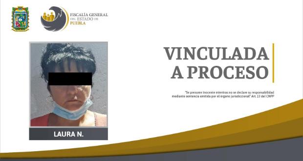 Vinculan a proceso a mujer acusada de ser la autora intelectual del homicidio de su expareja