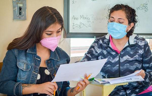 IEEA continúa con aplicación de exámenes para educación básica